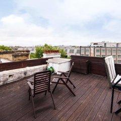 Апартаменты The Cromwell Road Rooftop Apartment - LSBI балкон