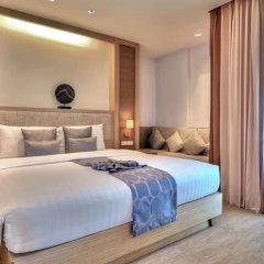 Отель The Ashlee Plaza Patong Hotel & Spa Таиланд, Карон-Бич - 1 отзыв об отеле, цены и фото номеров - забронировать отель The Ashlee Plaza Patong Hotel & Spa онлайн комната для гостей фото 2