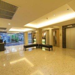 Gateway Hotel Бангкок интерьер отеля