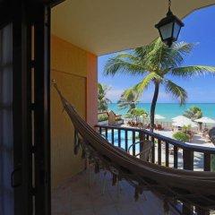 Manary Praia Hotel пляж