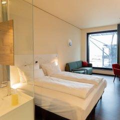 Отель A-Ja Zurich. Das City-Resort. Цюрих комната для гостей фото 4