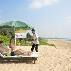 Отель Palm Beach Inn and Sea Shells Cabanas Шри-Ланка, Бентота - отзывы, цены и фото номеров - забронировать отель Palm Beach Inn and Sea Shells Cabanas онлайн фото 17