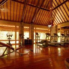 Отель Bora Bora Pearl Beach Resort Французская Полинезия, Бора-Бора - отзывы, цены и фото номеров - забронировать отель Bora Bora Pearl Beach Resort онлайн фитнесс-зал