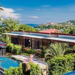 Отель 365 Panwa Villas Resort бассейн фото 3