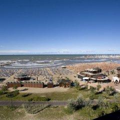 Hotel Ricchi пляж фото 2