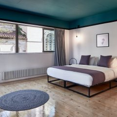 Отель Micon Lofts Греция, Афины - отзывы, цены и фото номеров - забронировать отель Micon Lofts онлайн комната для гостей фото 4