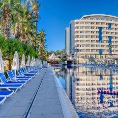 Porto Bello Hotel Resort & Spa Турция, Анталья - - забронировать отель Porto Bello Hotel Resort & Spa, цены и фото номеров вид на фасад