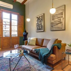 Апартаменты Sweet Inn Apartments Ciutadella Барселона комната для гостей фото 5
