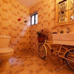 Shiyi Garden Villa Hostel ванная