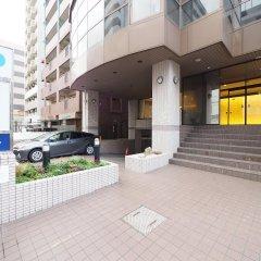Отель Sky Court Hakata Хаката парковка
