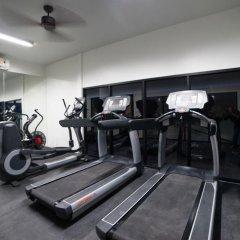 Отель Surintra Boutique Resort фитнесс-зал