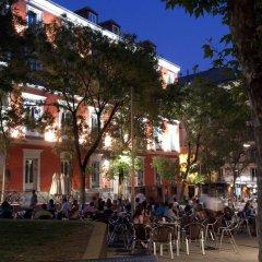 Отель Petit Palace Santa Barbara Мадрид развлечения