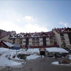 Отель Laplandia Пампорово приотельная территория