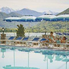 Отель Dependence del Parco Порлецца бассейн