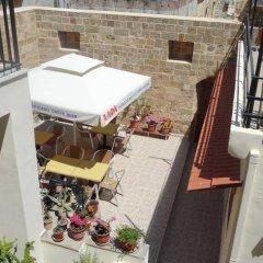Отель Eleni Rooms балкон