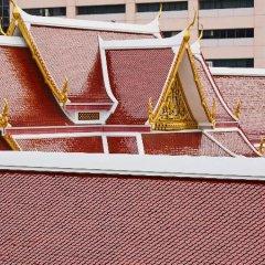 Отель MONTIEN Бангкок спортивное сооружение