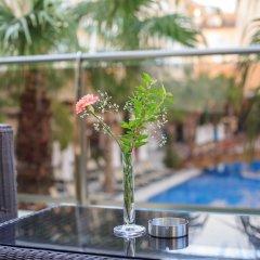 Отель Side Crown Palace - All Inclusive балкон