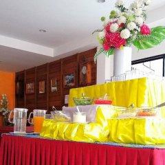 Отель Au Thong Residence питание фото 3