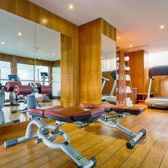 Отель Hyatt Regency Nice Palais De La Mediterranee Ницца фитнесс-зал фото 4