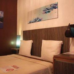 Отель Chez Jimmy Габон, Порт-Гентил - отзывы, цены и фото номеров - забронировать отель Chez Jimmy онлайн комната для гостей фото 3