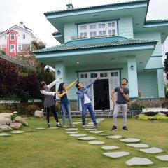Отель Ho Xuan Huong Villa Далат развлечения