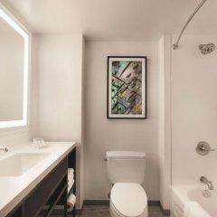 Отель Hilton Garden Inn Washington Dc Downtown США, Вашингтон - отзывы, цены и фото номеров - забронировать отель Hilton Garden Inn Washington Dc Downtown онлайн ванная фото 2