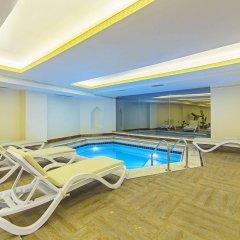 Отель Lausos Palace фитнесс-зал