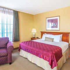 Отель Ramada by Wyndham Chatsworth США, Лос-Анджелес - отзывы, цены и фото номеров - забронировать отель Ramada by Wyndham Chatsworth онлайн комната для гостей