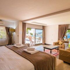 Mediteran Hotel Турция, Калкан - отзывы, цены и фото номеров - забронировать отель Mediteran Hotel онлайн комната для гостей фото 5