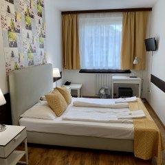 Hotel Gloria Budapest City Center Будапешт комната для гостей