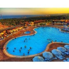 Kizkalesi Apart Турция, Силифке - отзывы, цены и фото номеров - забронировать отель Kizkalesi Apart онлайн бассейн фото 3