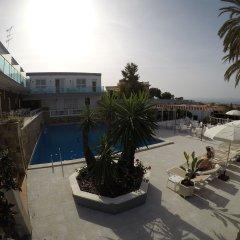 Hotel Complejo Los Rosales пляж