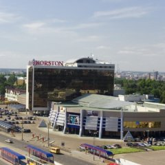 Гостиница Корстон, Москва спортивное сооружение