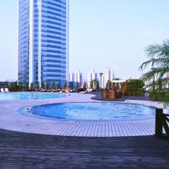 Shanghai Grand Trustel Purple Mountain Hotel детские мероприятия