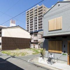Musubi Hotel Machiya Kiyokawa 1 Фукуока вид на фасад