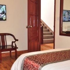 Отель Legend Hotel Вьетнам, Шапа - отзывы, цены и фото номеров - забронировать отель Legend Hotel онлайн удобства в номере фото 2