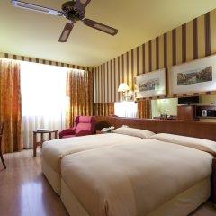 Senator Barcelona Spa Hotel комната для гостей