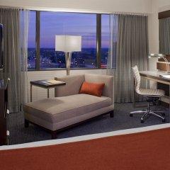 Отель Hyatt Regency Columbus США, Колумбус - отзывы, цены и фото номеров - забронировать отель Hyatt Regency Columbus онлайн комната для гостей фото 2