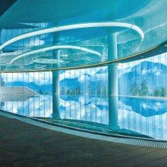 Отель Silk Path Grand Resort & Spa Sapa бассейн