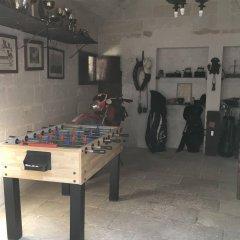 Отель Palazzo Sabella Tommasi Depandance Calimera спортивное сооружение