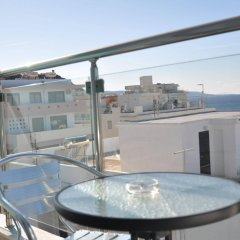 Hotel Parthenon City Родос балкон