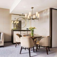 Отель Fairmont Rey Juan Carlos I Барселона удобства в номере