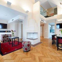 Апартаменты Singerstrasse 21/25 Apartments Вена комната для гостей