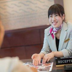 Отель Jr Kyushu Blossom Fukuoka Хаката спа