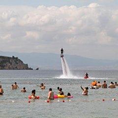 Cuci Hotel Di Mare Bayramoglu пляж