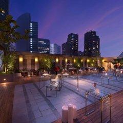 Отель Hilton Beijing бассейн фото 2