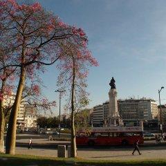 SANA Lisboa Hotel городской автобус