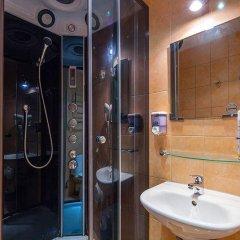Отель Жилое помещение Друзья у Эрмитажа Санкт-Петербург ванная фото 2