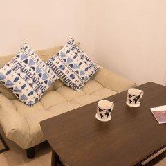 Galo Hostel Kobe Кобе удобства в номере