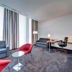 Отель Hilton Garden Inn Stuttgart Neckar Park комната для гостей фото 4